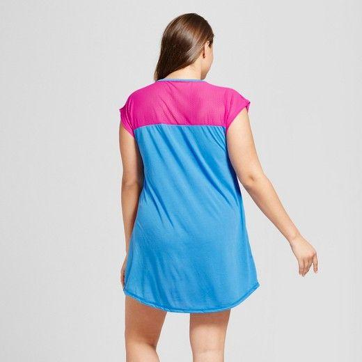 Women's Plus Size Lisa Frank Sleep Shirt | @giftryapp