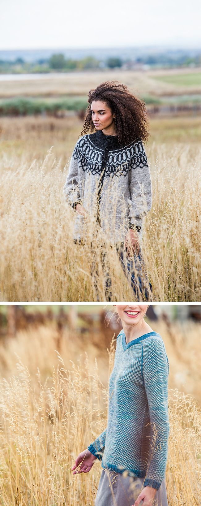 New Favorites: from Rugged Knits