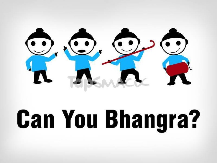 Can you Bhangra?? I'm working on it for my @QiDANCE class from @QiGNITION