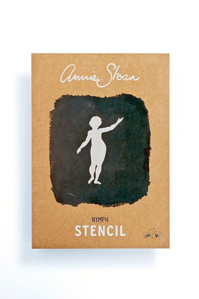 Nymph Annie Sloan Stencil