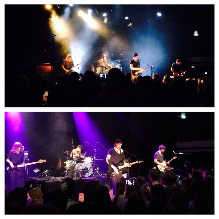 Kensington 'albumpresentatie Rivals' live at Tivoli, Utrecht (05-08-2014)