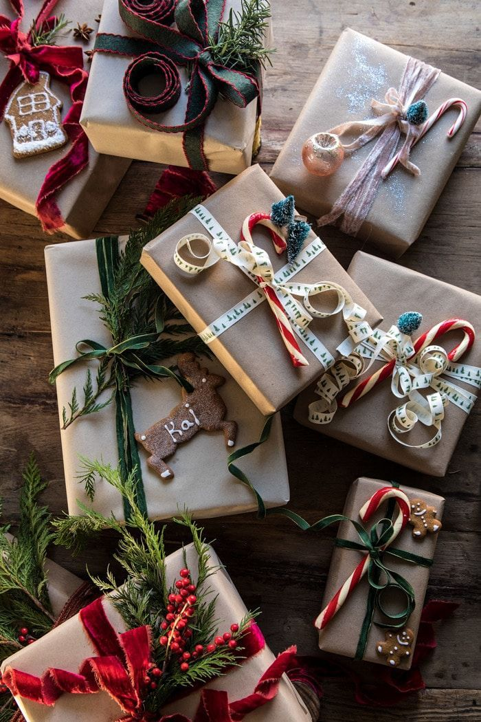 Christmas Gift Wrapping Ideas Christmas in the South Christmas