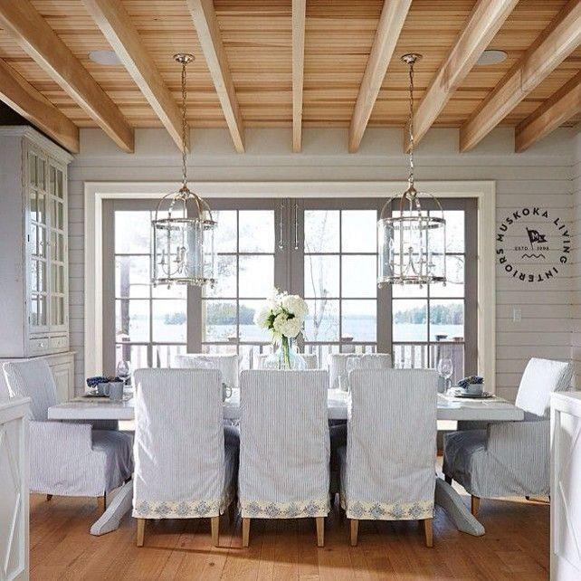 Dining Room | Muskoka Living Interiors