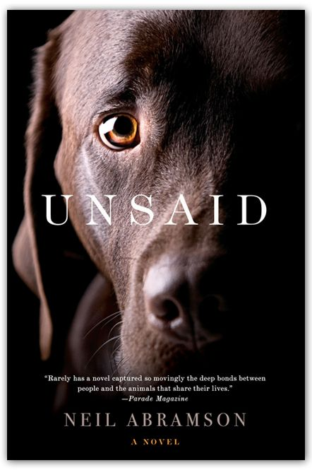 By Neil Abramson...an emotional journey through a veterinarian's eyes of the loved ones and life that she left behind...a must read for anyone who loves our furry friends
