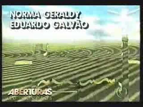 1989 - O Salvador da Pátria - Globo - Abertura Novela O Salvador da Patria 1989  Canal 17 Conexao