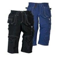 Fristads Piratenhose Marinetwill FAS283 #Fristads #schwarz #dunkelblau #Arbeitshose #Workwear #Outdoor #GenXtreme