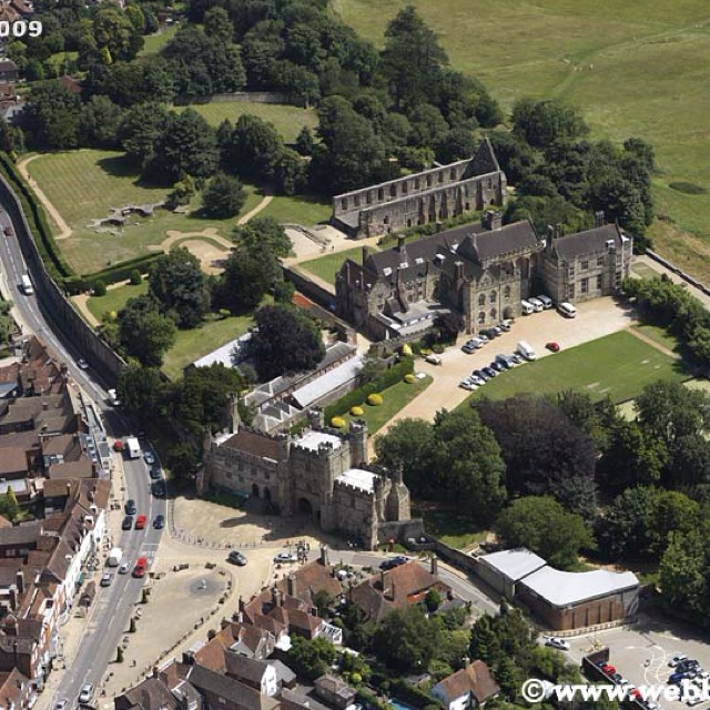 My Home Town! Battle, East-Sussex, England