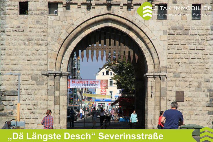 """Köln-Altstadt-Süd-""""Dä Längste Desch"""""""