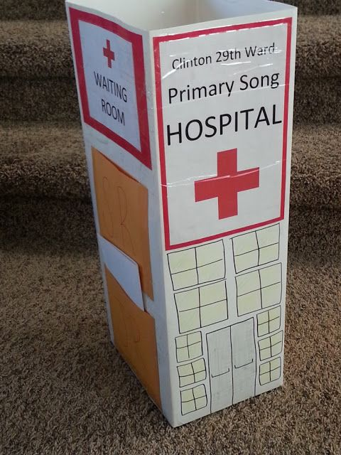 ♪ Primary Notes 29 ♫: Song Hospital, part 1 -lets fix those broken songs and get them ready to go home (primary program!)