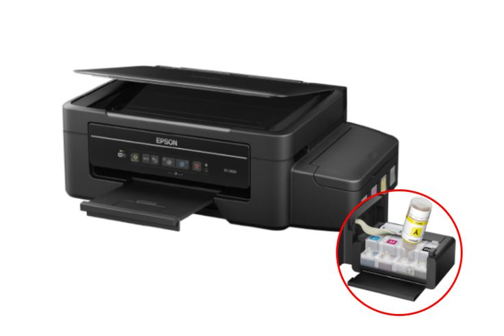 http://resources.lasertekservices.com/epson-printer-inks-ink-cartridges-vs-eco-tanks/  Epson has developed Eco tanks which allows printer users to print more pages than cartridges. Is it possible? Is it beneficial? Read more.