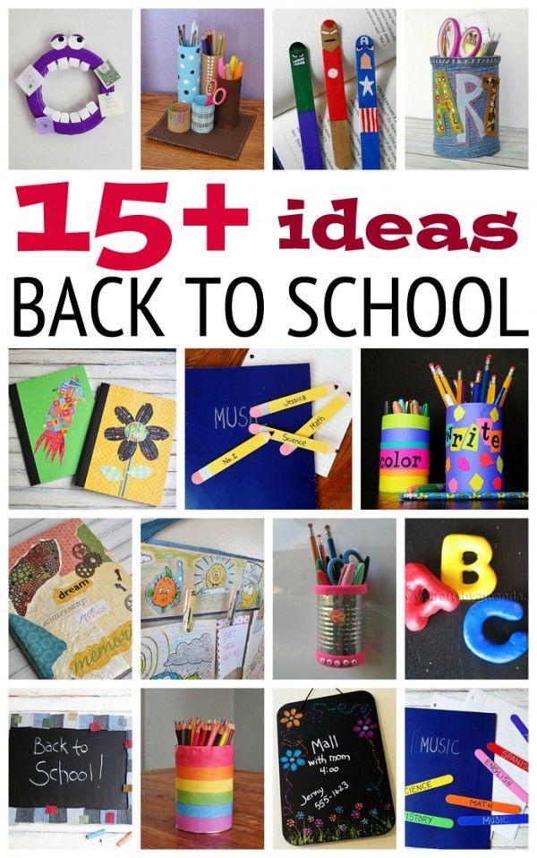 Back To Schools, Schools Ideas, Cork Boards, 15 Fun, Corks Boards ...