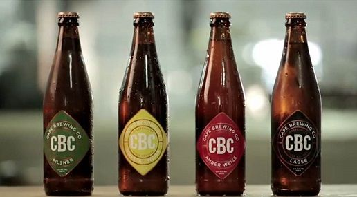 CBC | Our Beers! You can now read up on all CBC's Craft Beers & Download the Tasting Notes here > http://capebrewing.co.za/our-beers/   [From left to right: CBC Pilsner; CBC Krystal Weiss; CBC Amber Weiss; CBC Lager]