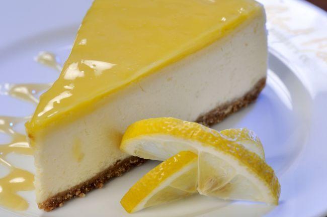 Cheesecake cu lamaie - www.Foodstory.ro