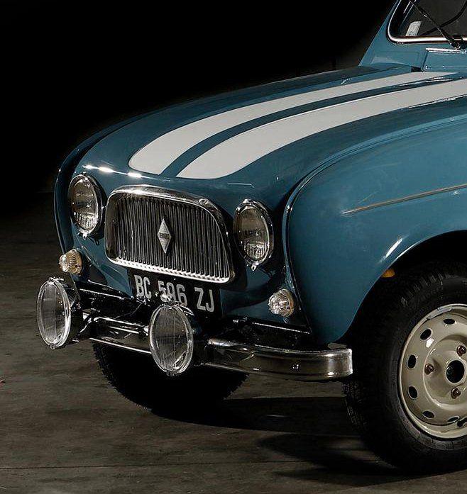 Renault Cars: 191 Best Renault 4 - 4L - R4 Images On Pinterest