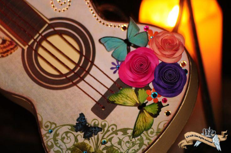 Guitar butterfly 4