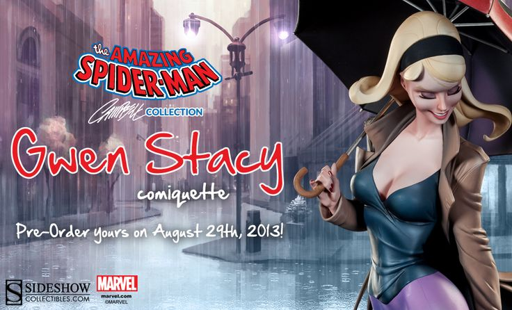 Gwen Stacy Preview | Sideshow Collectibles