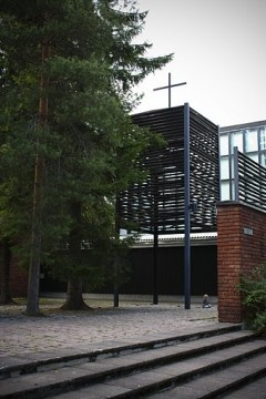 Reflections on Otaniemi Chapel