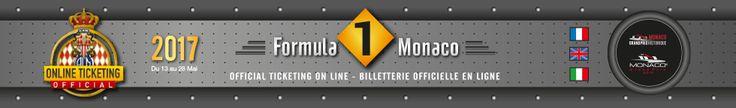 F1 & ePrix de Monaco - Billetterie officielle en ligne -  Offical Ticketing  Website