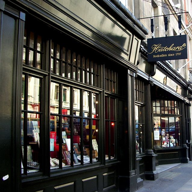 Hatchards - The oldest bookstore in London, England