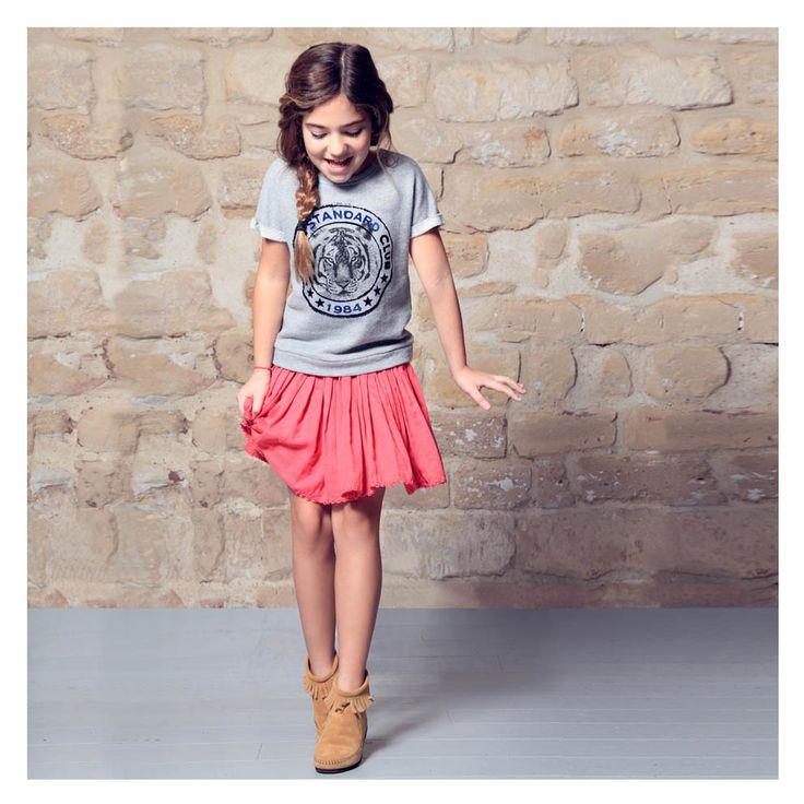 Bel Jeune Fille   MilK - Le magazine de mode enfant
