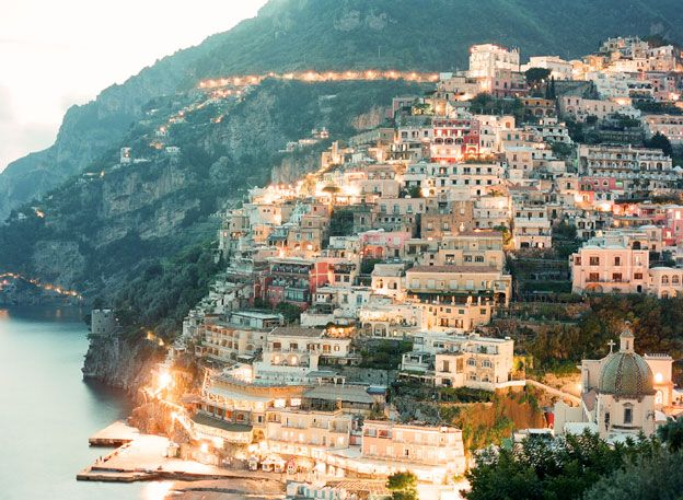 Amalfi Coast, Sorrento, Salerno, Campania, Italy