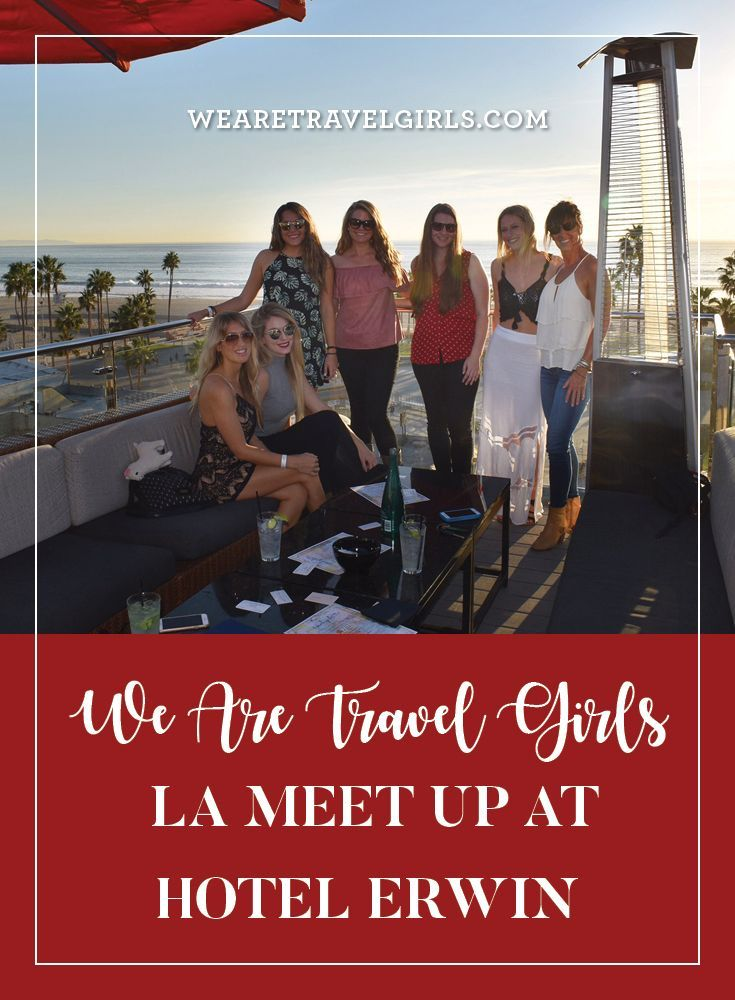 WE ARE TRAVEL GIRLS LA MEET UP AT HOTEL ERWIN This week I hosted the first We Are Travel Girls LA Meet Up in Venice Beach at High Rooftop Lounge at Hotel Erwin. Fellow founder Becky van Dijk started the @WeAreTravelGirls Instagram page November 2015, initially with the goal of simply creating a place to meet like-minded travel girls. And this spring we joined to co-found the company together. We launched WeAreTravelGirls.com in June and have worked hard to make this community a place where…
