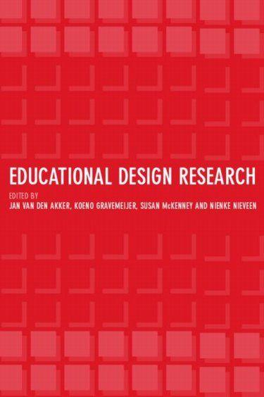 #newbooks : Educational design research by J. van den Akker et al. (Eds.) - LB1028.38 EDU