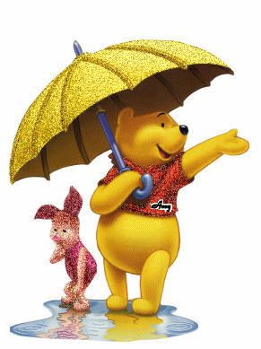 winnie the pooh glitter pictures | winnie the pooh