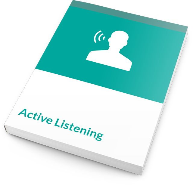 Active listening is a fundamental requirement for many business skills. This one-day training course will give participants ways to listen actively and create deeper connections with others.  #listening #training #courseware