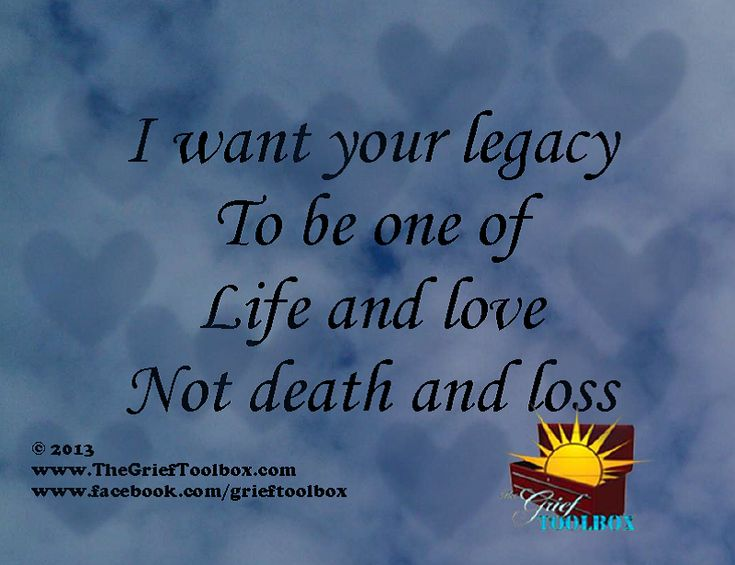 Your Legacy - A poem