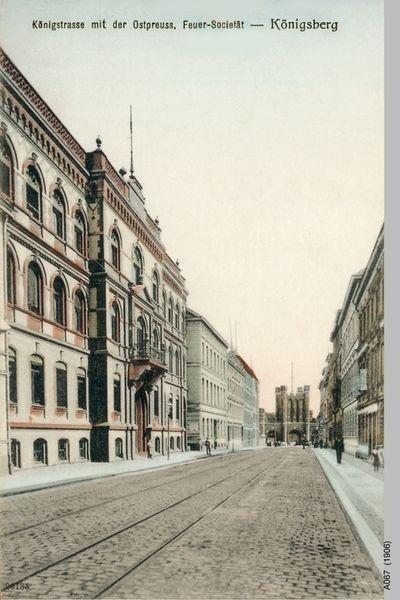 KOENIGSBERG, КАЛИНИНГРАД (PR) - 50 фото. Фотографии Евгений РАЙХ.