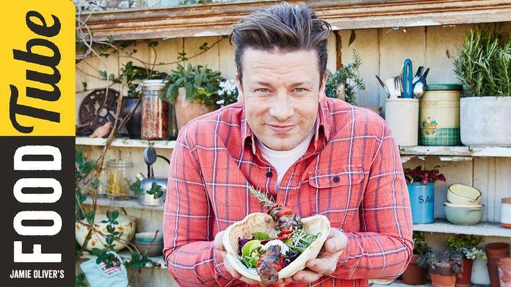 Easter Lamb Kebabs | Jamie Oliver