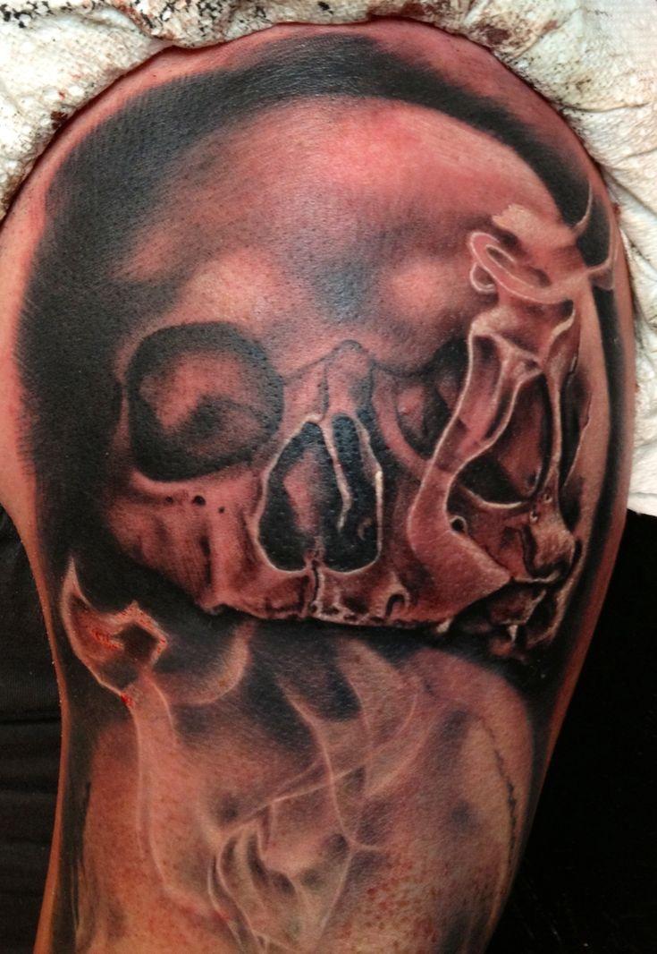 26 best Smoke Tattoo S...