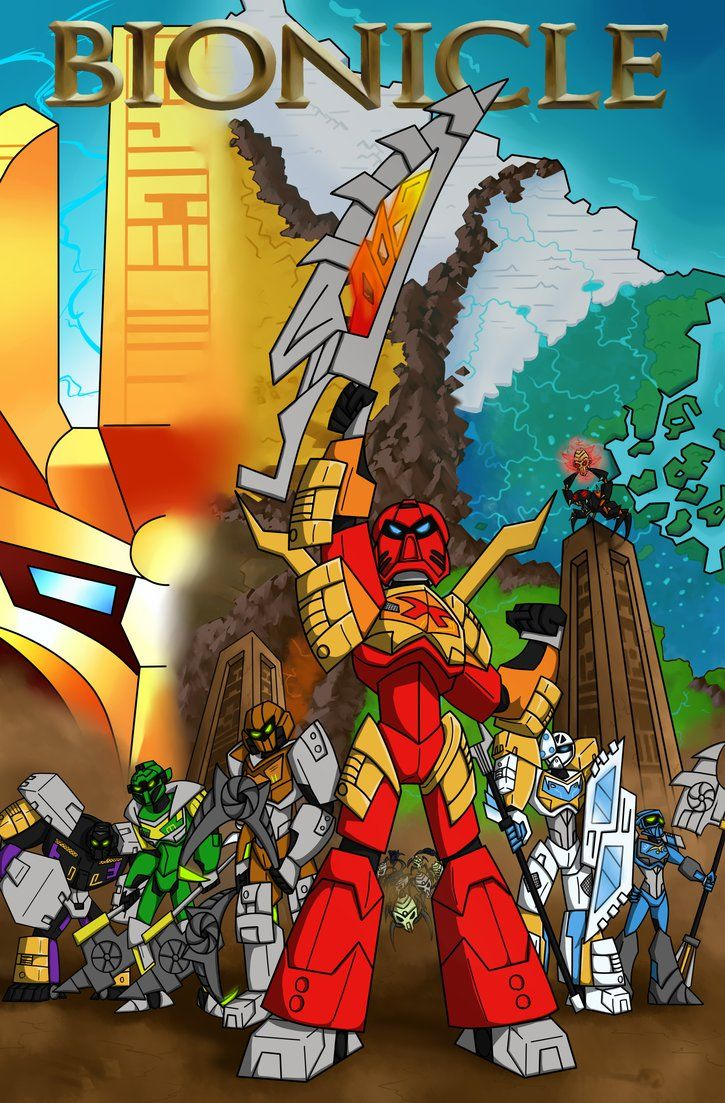 Pin lego 60032 city the lego summer wave in official images on - Bionicle 2015 By Kalhiki On Deviantart Lego