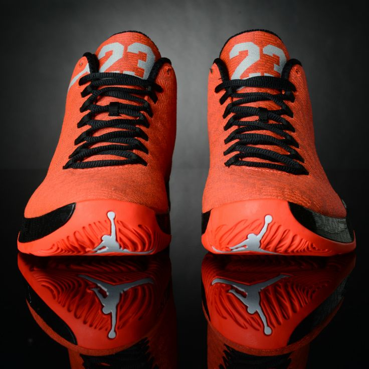 AJ6 inspired infrared heats up the Air Jordan XX9. Get them here. #MJMonday