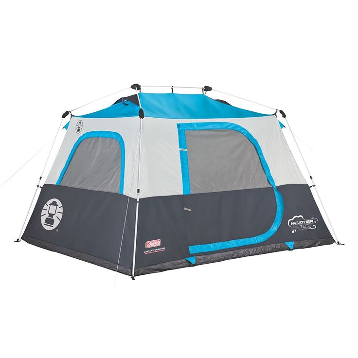 Coleman Instant Cabin *** Unbelievable outdoor item right here! : Hiking tents