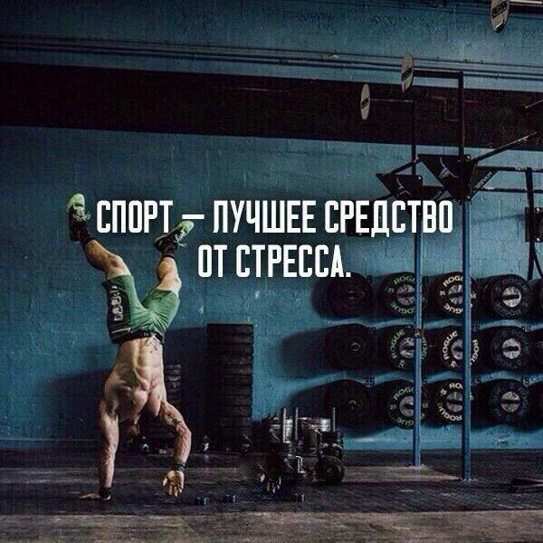 Прикольные картинки мотивация к спорту
