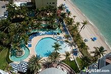 Pool at the Pelican Grand Beach Resort  Fort Lauderdale, Florida