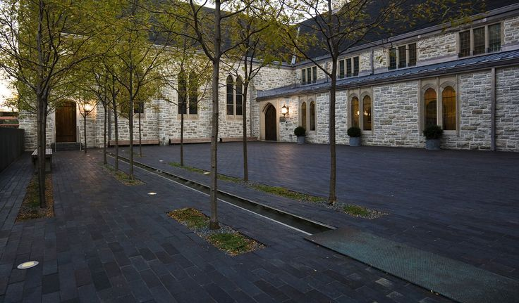 Westminster Presbyterian Church: Urban Columbarium and Courtyards by Coen + Partners, Inc