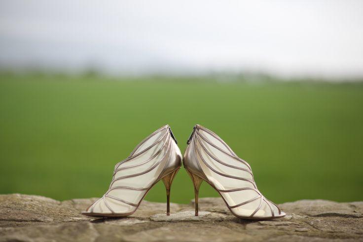 My wedding shoes #wedding #shoes photographer www.davidmcneil.com