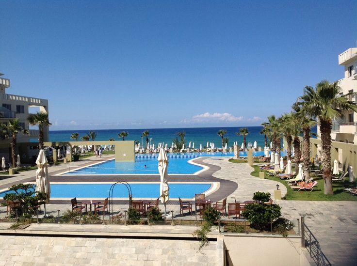 Capital Coast Resort & Spa. Hotel. Paphos, Cyprus