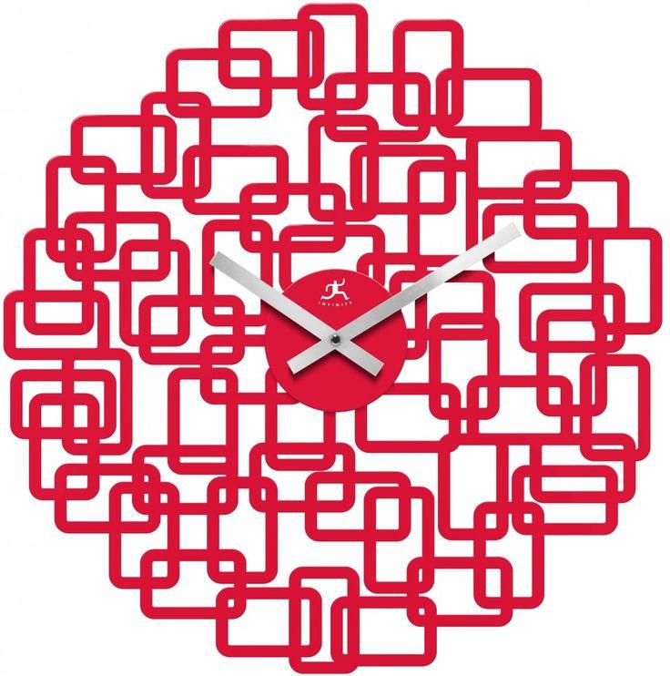 82 best Largewallclocks images on Pinterest | Infinite, Infinity ...