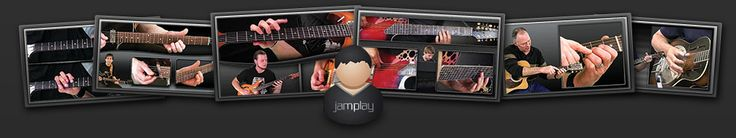 JamPlay Online Guitar Lessons