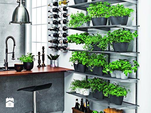 Ściany w kuchni, kreatywne pomysły na wykończenie - Castorama
