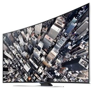 Televizor Smart 3D curbat LED Samsung 65HU8500 163 cm Ultra HD