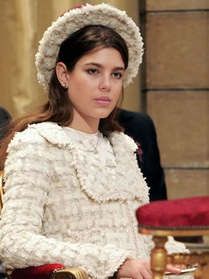Although all eyes are on Kate Middleton, I prefer Charlotte Casiraghi's royal style