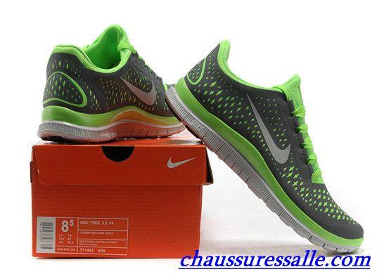 Vendre Pas Cher Chaussures Nike Free 3.0V4 Homme H0002 En Ligne.