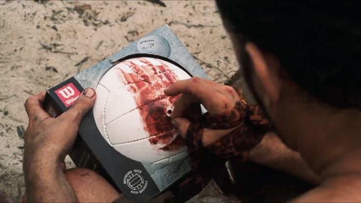Possibly the most iconic use of product placement in a movie is from Castaway starring Tom Hanks. On the desert island Hanks finds a brand new Wilson volleyball and imagines it as a person. He even names the ball Wilson. #castaway #tomhanks #trcm454