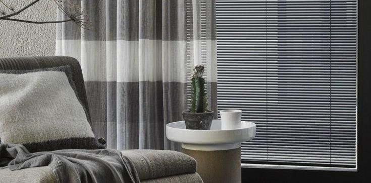 Aluminium jaloezie Scala in kleur 78003 #Toppoint #jaloezieen #aluminium