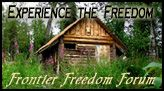 Link to Frontier Freedom Forum - Experience the Freedom of The Last Frontier